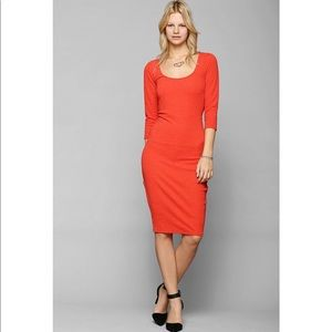 NWT-Silence & Noise Kaige Textured Dress (Holiday)